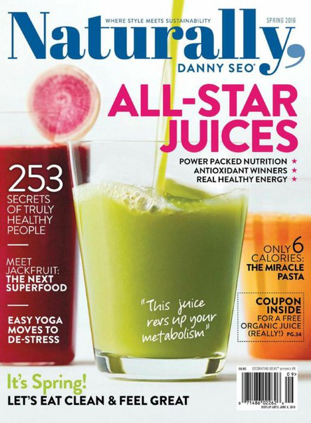 Download Naturally Magazine - Spring 2016