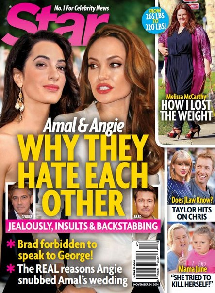 Star Magazine – November 24, 2014