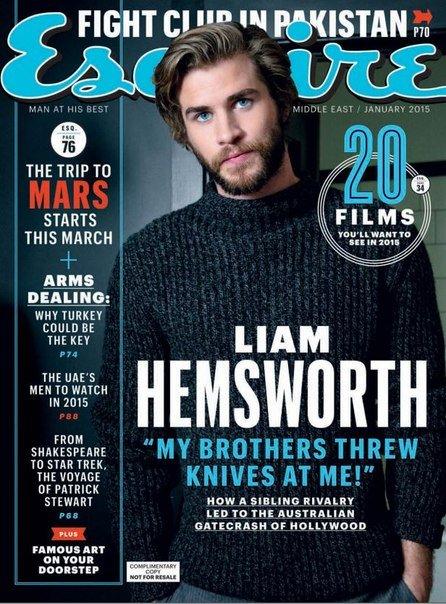 Download Esquire - January 2015 UAE