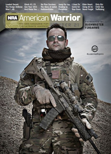 Download American Warrior 2015