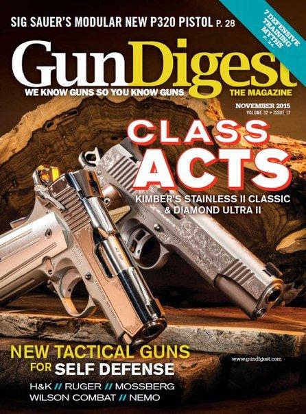 Download Gun Digest - November 2015