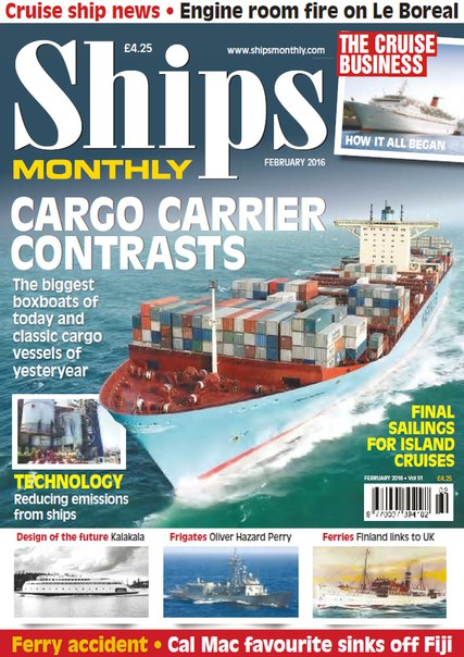 Download Ships Monthly - February 2016