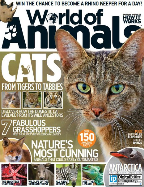 Download World of Animals - Issue 30 2016