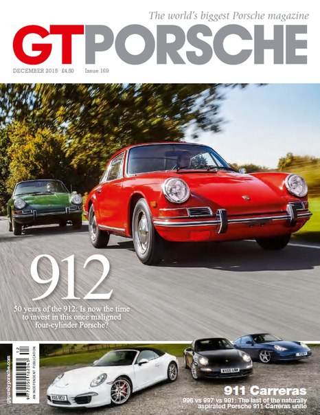 Download GT Porsche - December 2015