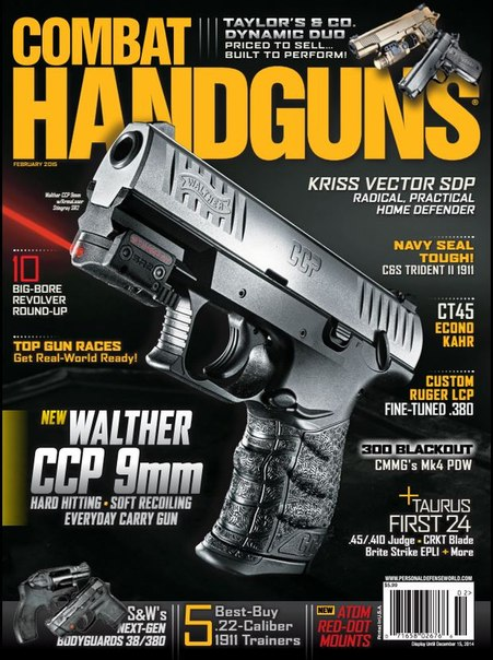 Download Combat Handguns - February 2015