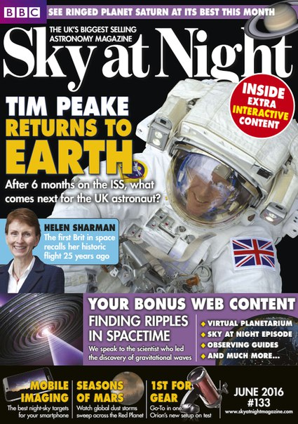 Download BBC Sky at Night - June 2016