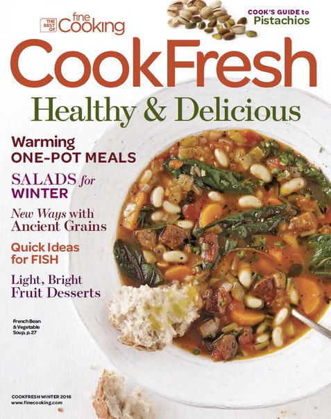 Download Fine Cooking CookFresh - Winter 2016