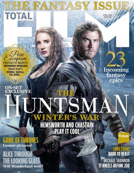 Download Total Film - April 2016
