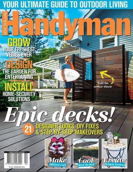 Download Handyman - February 2016 NZ
