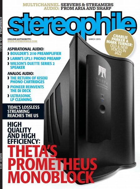 Stereophile – March 2015 USA