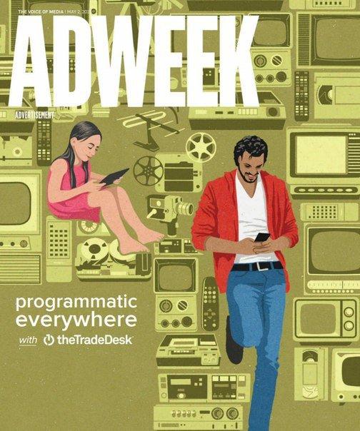 Download Adweek - May 2, 2016
