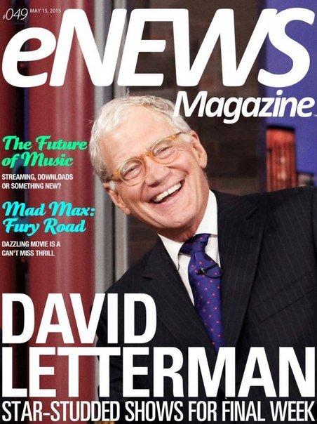 Download eNews Magazine - May 15, 2015