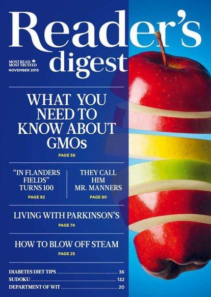 Download Reader's Digest - November 2015