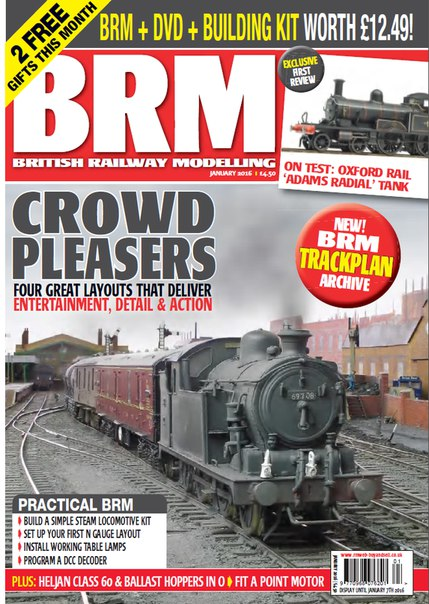 Download British Railway Modelling - January 2016