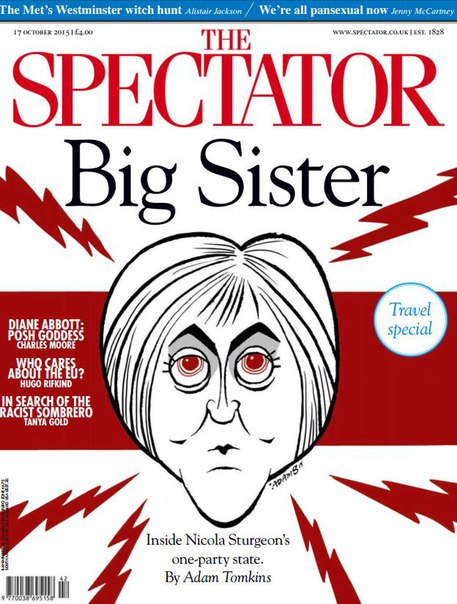 Download The Spectator - October 17, 2015