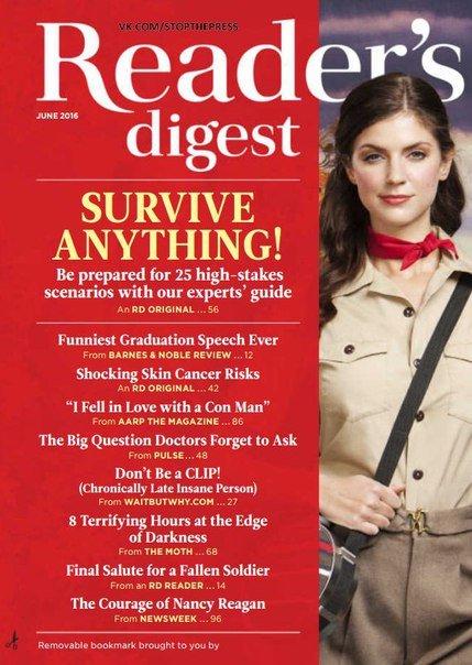 Download Reader's Digest - June 2016