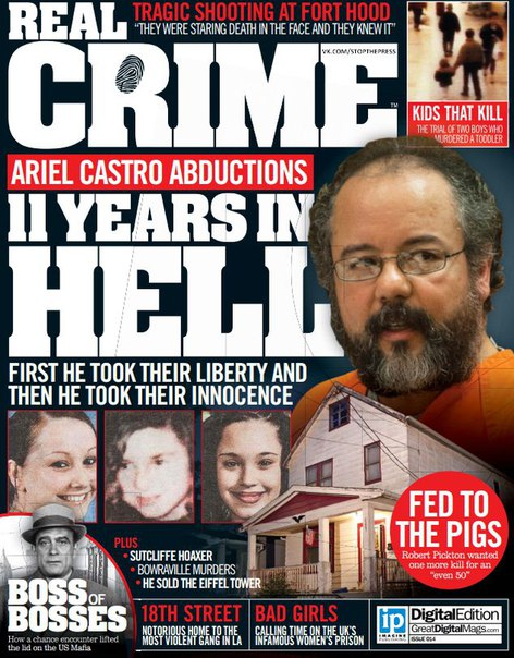 Real Crime – Issue 14 2016