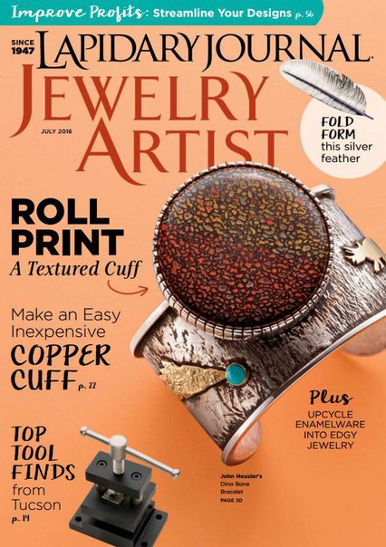 Download Lapidary Journal Jewelry Artist - July 2016