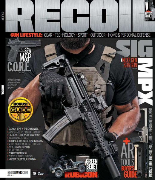 Download Recoil - December 2015