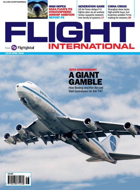 Download Flight International - April 19, 2016