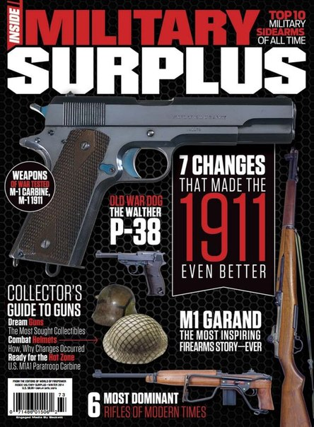 Download Inside Military Surplus - Winter 2014