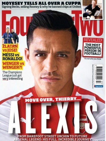Download FourFourTwo - May 2015 UK