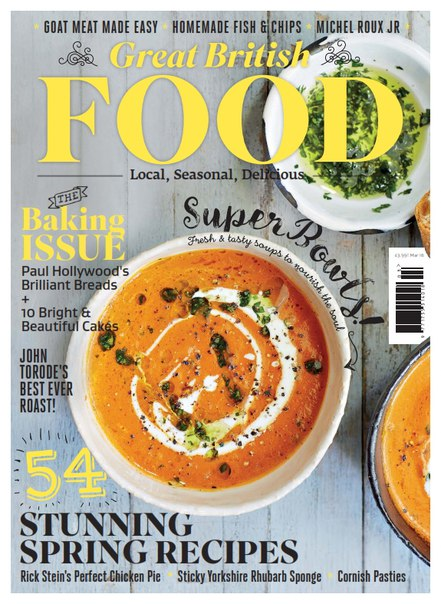Download Great British Food - March 2016