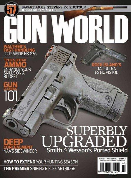 Download Gun World - May 2016