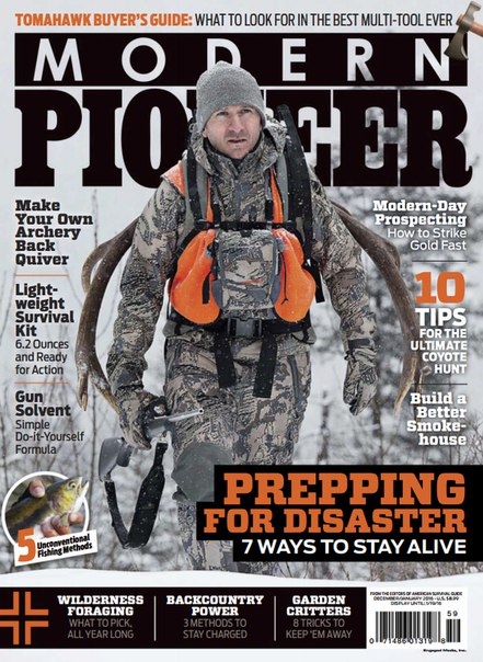 Modern Pioneer – January 2015