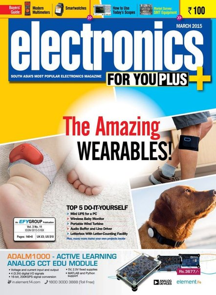 Download Electronics For You Plus - March 2015 IN vk co