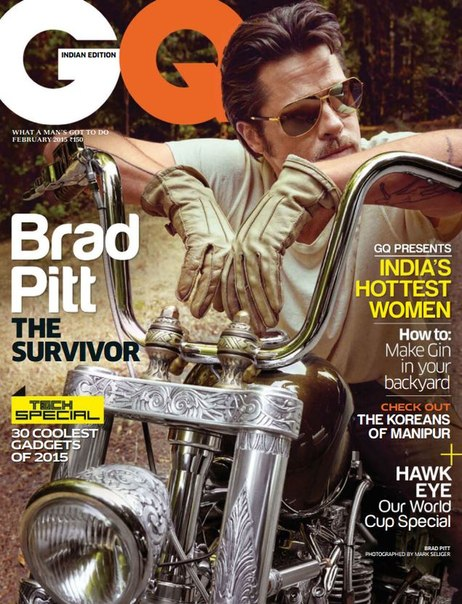 Download GQ - February 2015 IN