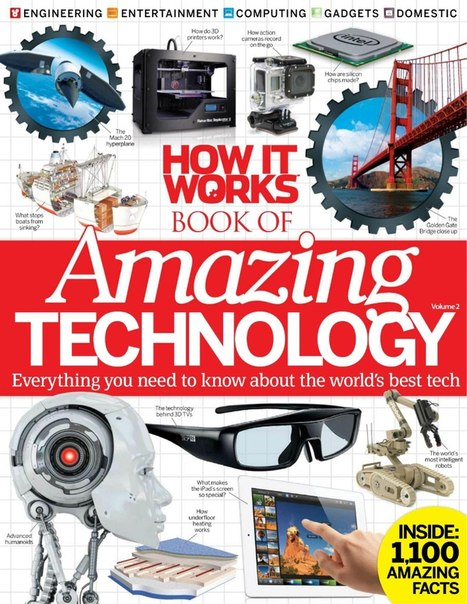 Download How it Works Book of Amazing Vehicles Volume 1