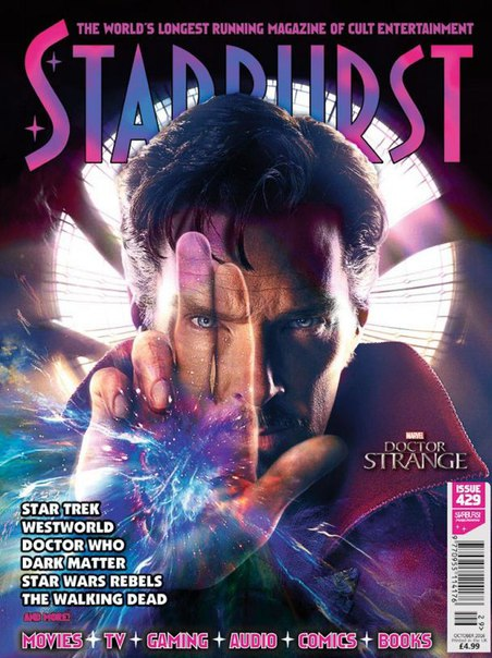 Download Starburst Magazine - October 2016