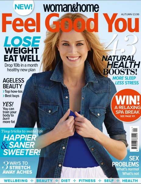 Download Woman & Home Feel Good You - Autumn 2014 vk