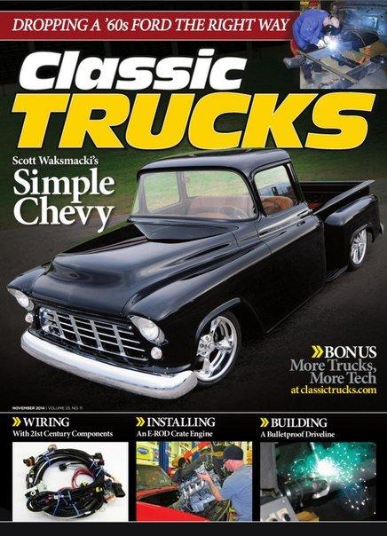 Download Classic Trucks - 2014-11 (Vol 23 No 11)