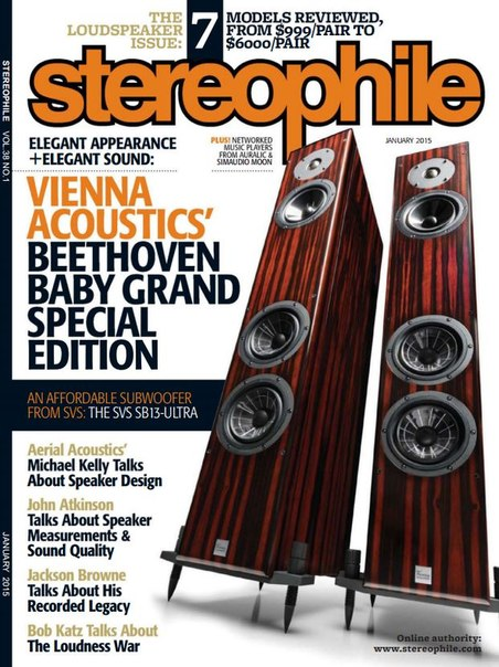 Stereophile – January 2015 USA