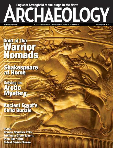 Download Archaeology Magazine - July-August 2016