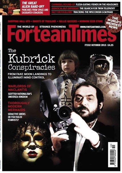 Fortean Times – October 2015