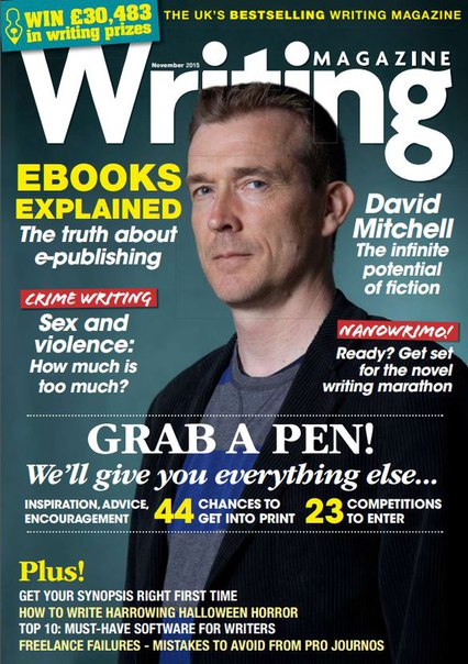Download Writing Magazine - November 2015