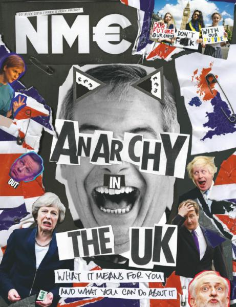 Download NME - 22 July 2016
