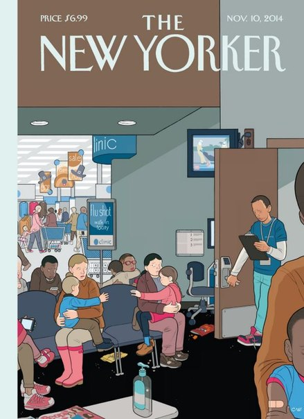 Download The New Yorker - November 10 2014