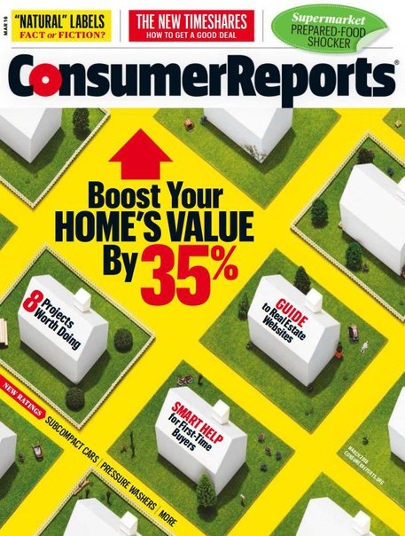 Download Consumer Reports - March 2016