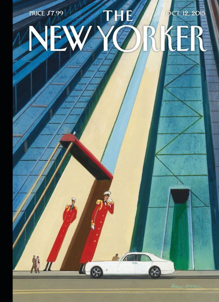 Download The New Yorker – 12 October 2015