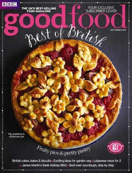 Download BBC Good Food - September 2015