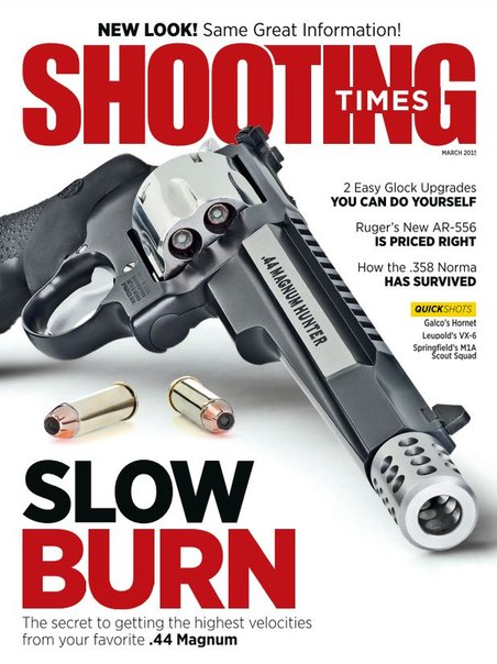 Download Shooting Times - March 2015