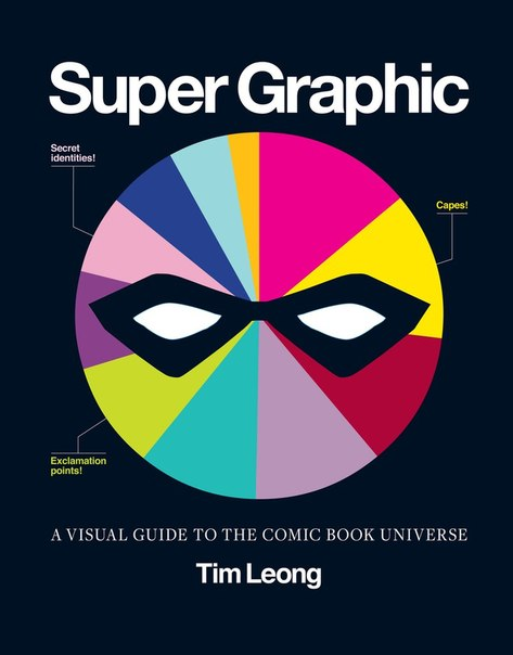 Download Super Graphic - A Visual Guide to the Comic Boo