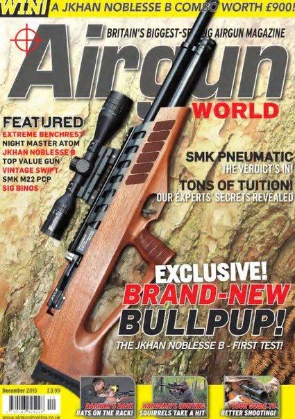 Download Airgun World - December 2015