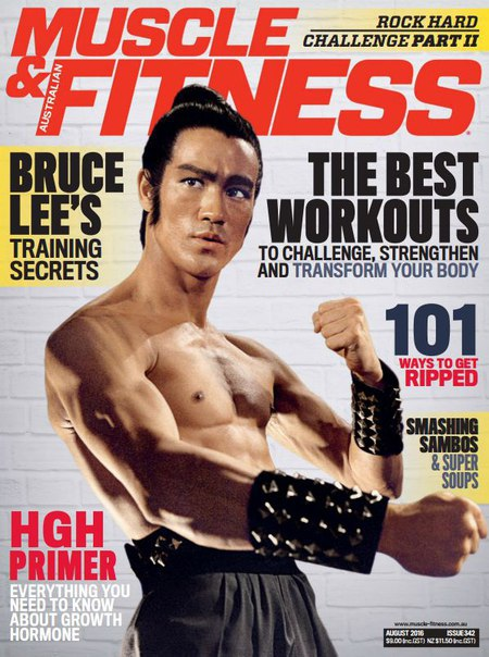Download Muscle Fitness Australia August 2016
