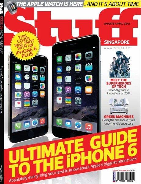 Download Stuff Magazine - November 2014 SG