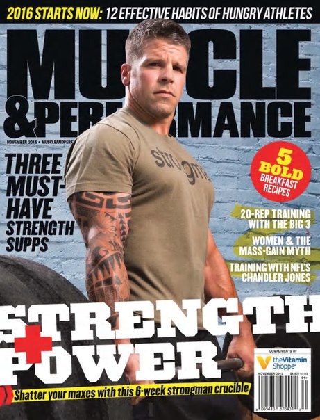 Download Muscle & Performance - November 2015